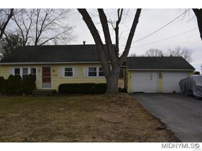 Rome Single Family Home A-Active: 6765 Rome-Westmoreland Road (Rte 233)