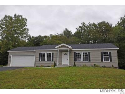 Rome Single Family Home A-Active: 7788 Gifford Road