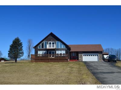 Boonville NY Single Family Home A-Active: $229,900