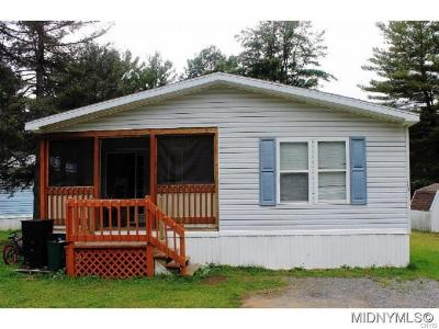 Oneida County Single Family Home A-Active: 153 Pine Haven Circle