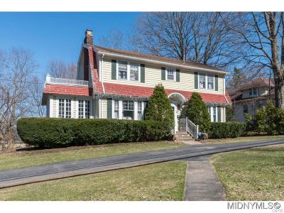New Hartford Single Family Home A-Active: 9 Jordan Road