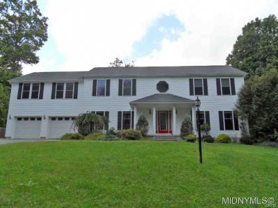 BARNEVELD Single Family Home A-Active: 10529 Mapledale Road