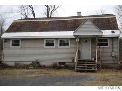 Remsen NY Single Family Home C-Continue Show: $139,000