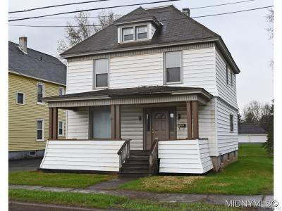 Herkimer County Single Family Home A-Active: 511 Steuben Road
