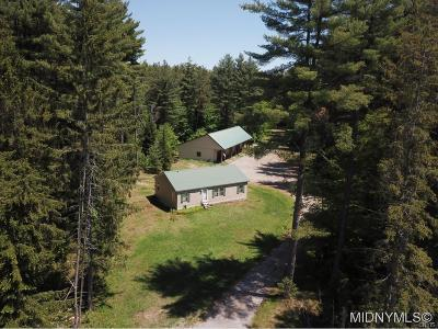 Forestport NY Single Family Home A-Active: $179,000