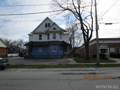 Herkimer, Ilion, Little Falls, Mohawk, Schuyler Multi Family Home For Sale: 221 223 North Prospect Street