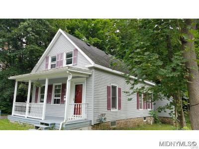 Clinton Single Family Home A-Active: 6 Kellogg Street