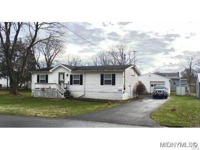 Whitestown Single Family Home A-Active: 28 Sauquoit