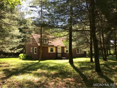 Remsen Single Family Home A-Active: Off Bardwell Mills Road