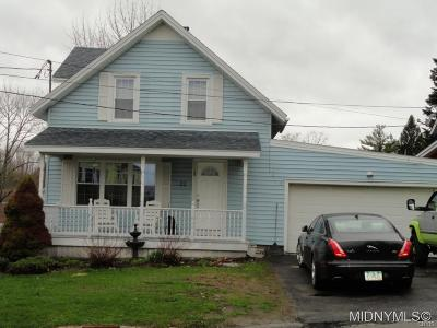 Herkimer County Single Family Home A-Active: 22 Top Notch Drive