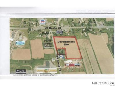 WATERVILLE Residential Lots & Land A-Active: 1000 State Route 12