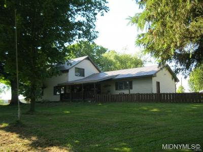 Ava Single Family Home A-Active: 9772 Beartown Road