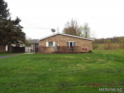 Herkimer County Single Family Home C-Continue Show: 237 Brockway Road