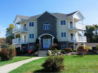 St Lawrence County Condo/Townhouse A-Active: 31 Dockside Drive