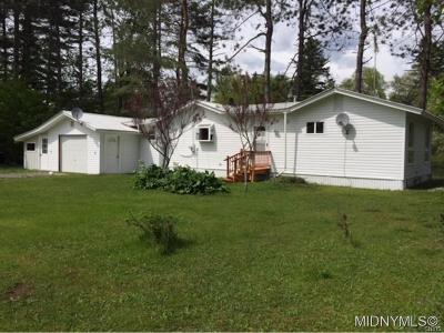 Boonville NY Single Family Home A-Active: $169,500