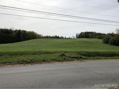 Boonville NY Residential Lots & Land A-Active: $7,900