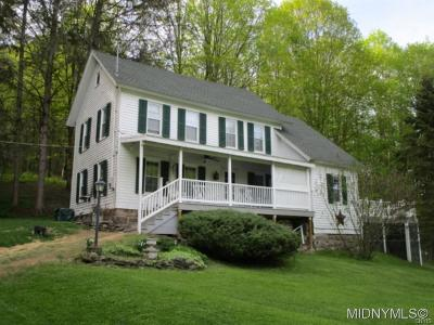 Single Family Home Sold: 1801 State Route 51