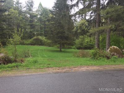 Remsen NY Residential Lots & Land Sold: $12,500