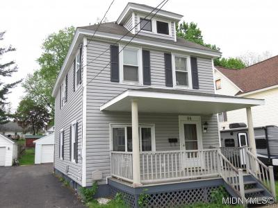 Herkimer County Single Family Home A-Active: 66 South S. Fourth Avenue