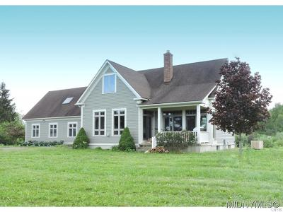 WEST WINFIELD Single Family Home A-Active: 870 Burrows Road