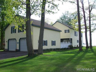 Verona Single Family Home A-Active: 6395 Lakeshore Road S