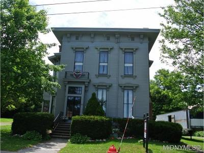 Oneida County Single Family Home U-Under Contract: 201 Main Street