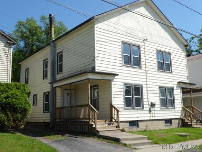 Multi Family 2-4 Sold: 144 146 Madison Street