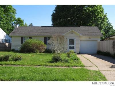 Rome Single Family Home C-Continue Show: 114 S Crescent Street