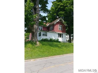 Remsen NY Single Family Home A-Active: $94,000