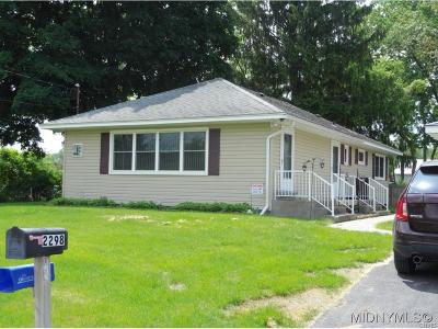 Herkimer County Single Family Home A-Active: 2298 Broad Street