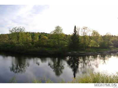 Forestport Residential Lots & Land C-Continue Show: River Road
