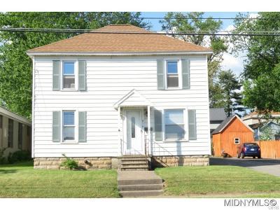 Rome Single Family Home A-Active: 818 Erie Blvd W