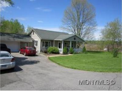 Single Family Home For Sale: 7061 Nys State Route 46
