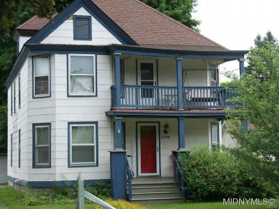 New Hartford NY Single Family Home A-Active: $84,900