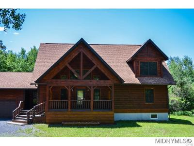 Forestport NY Single Family Home A-Active: $449,000