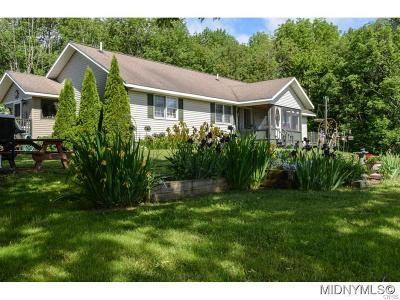 Boonville NY Single Family Home A-Active: $209,900