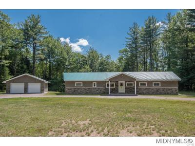 Ohio Single Family Home A-Active: 151 Woods Lane Road