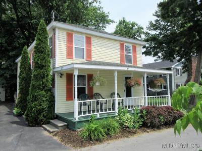 Sylvan Beach Single Family Home A-Active: 223 5th Avenue