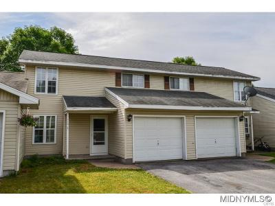 Boonville NY Condo/Townhouse A-Active: $98,000