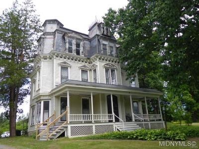 Sangerfield Single Family Home A-Active: 211 Berrill Avenue