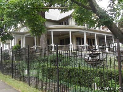 Whitestown Single Family Home A-Active: 1010 Utica Street