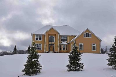 New Hartford Single Family Home A-Active: 8984 Tibbits Road