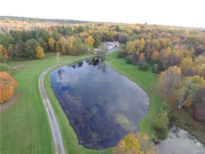 Oneida County Single Family Home A-Active: 2600 County Line Road