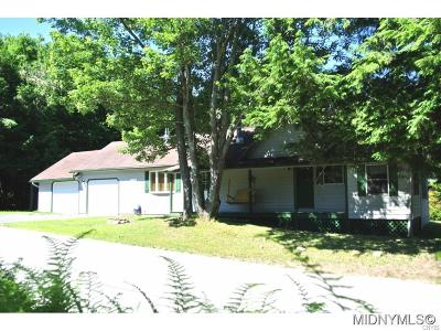 Old Forge NY Single Family Home C-Continue Show: $219,000