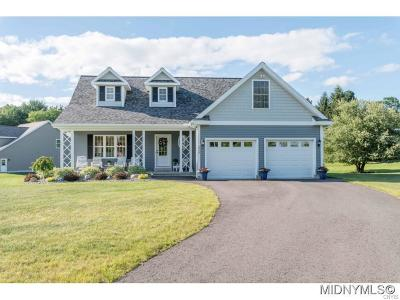 Marcy Single Family Home A-Active: 6007 Morris Road