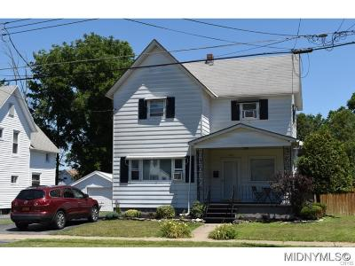 Frankfort Single Family Home A-Active: 233 Second Avenue