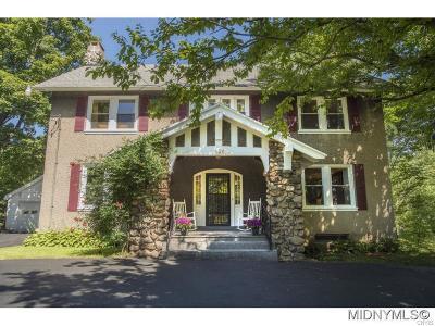 Whitestown Single Family Home A-Active: 124 Clinton Street