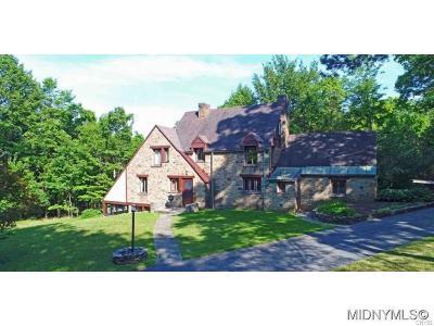 New Hartford Single Family Home A-Active: 24 Sherman Circle