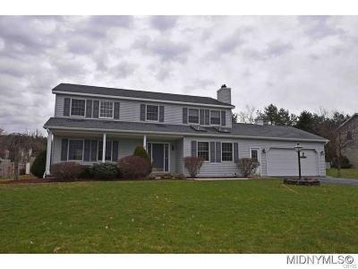 New Hartford Single Family Home A-Active: 9 Morgan Lane