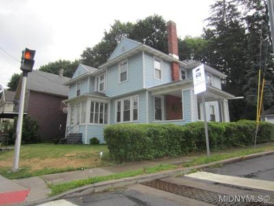 Herkimer County Single Family Home A-Active: 205 Otsego Street